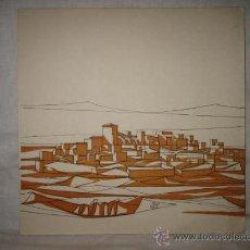 Arte: DIBUJO FIRMADO MIGUEL ARJONA 61. Lote 19609050