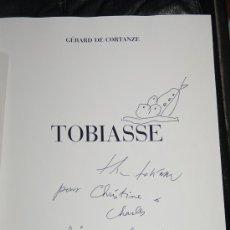Arte: DIBUJO ORIGINAL DE THEO TOBIASSE FIRMADO Y FECHADO. Lote 18176209