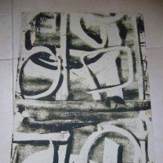 Arte: OBRA ATRIBUIDA A PERE PAGES. Lote 23610491