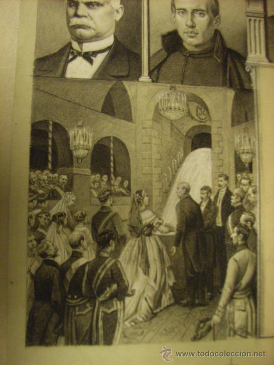 Arte: Dibujo.original de Luis Palao para -La Ilustración Española y Americana. Año 1903. - Foto 3 - 19582629