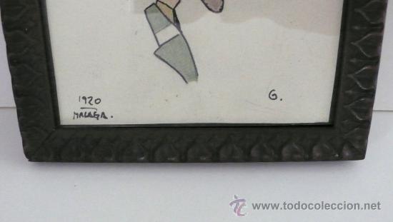 Arte: PRECIOSA CARICATURA ORIGINAL - Foto 3 - 27578757