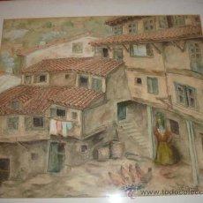 Arte: CUDILLERO 1941. Lote 27599182
