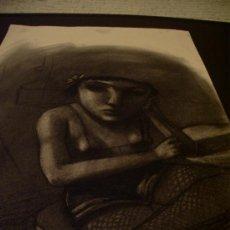 Arte: CLARA CARNICER CAÑADA PINTORA ARAGONESA. Lote 27618905