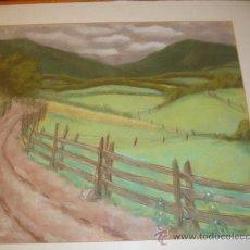 Arte: AROITZ BURGUETE 1941. Lote 26654525