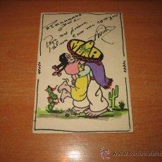 Arte: MEXICO 1959 DIBUJO A MANO . Lote 25747722