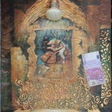 Arte: SENSACIONES QUE NO TIENEN PRECIO - JUAN IZQUIERDO. Lote 27468204