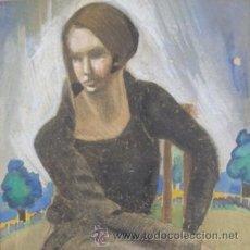 Arte: DONALD HUGHES (1881-1970) - GRAN BRETAÑA. Lote 27894750