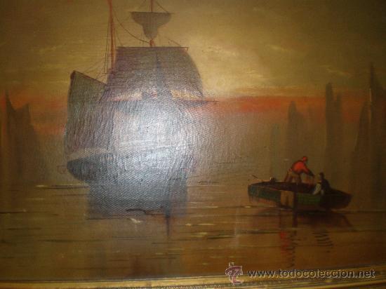 Arte: pintura de barcos - Foto 2 - 27934222