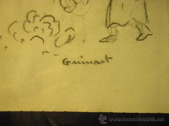 Arte: CARBONCILLO DE FRANCISCO GUINART CANDELICH - Foto 3 - 27967260