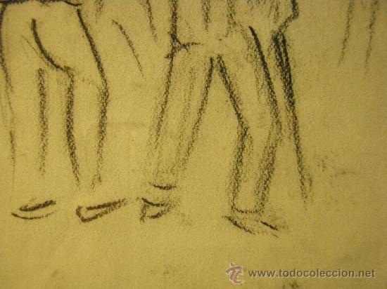 Arte: CARBONCILLO DE FRANCISCO GUINART CANDELICH - Foto 2 - 27967260