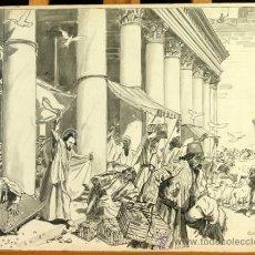 Arte: FRANZ GAILLIARD (BÉLGICA, 1861-1932) - TASACION: 1.000 - 1.500 EUROS. Lote 28037619