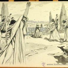 Arte: FRANZ GAILLIARD (BÉLGICA, 1861-1932) - TASACION: 1.000 - 1.500 EUROS. Lote 28037979