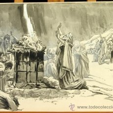 Arte: FRANZ GAILLIARD (BÉLGICA, 1861-1932) - TASACION: 1.000 - 1.500 EUROS. Lote 28591432
