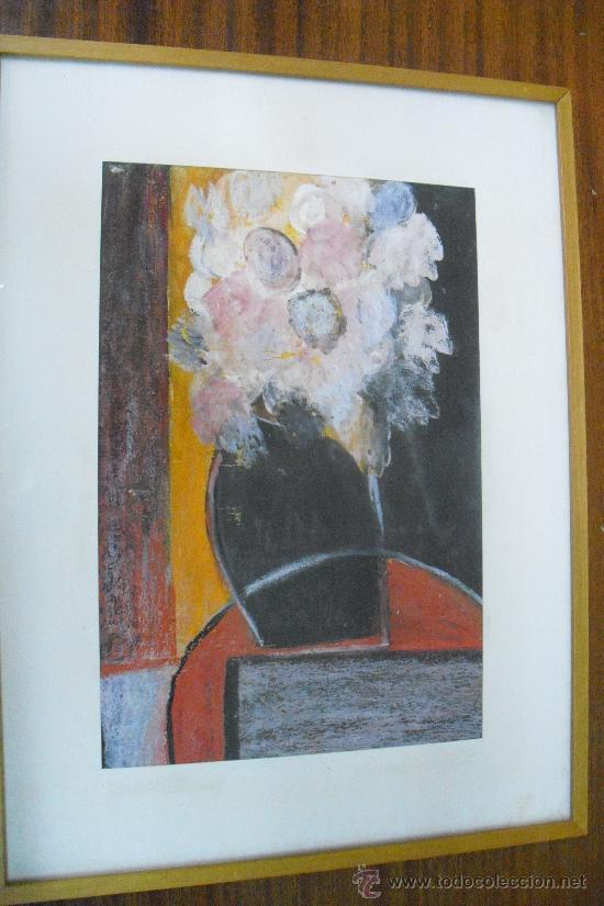 PINTURA MIXTA MEDIDAS 45 X 35 CM (Arte - Dibujos - Contemporáneos siglo XX)