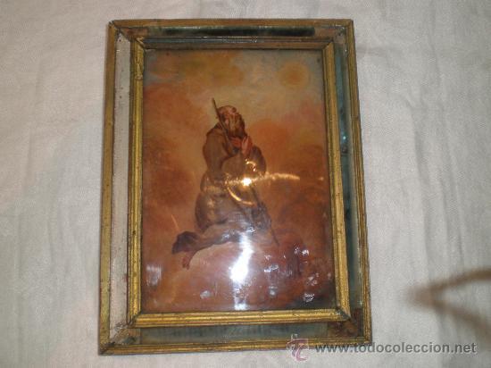 PINTURA AL CRISTAL XVIII (Arte - Dibujos - Antiguos hasta el siglo XVIII)