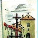 Arte: LE CLAY, HUGO.- DIBUJO - CRISTO DE LOS FAROLES - DE CORDOBA. CUADERNILLO CON CORDONCILLO. . Lote 34144381