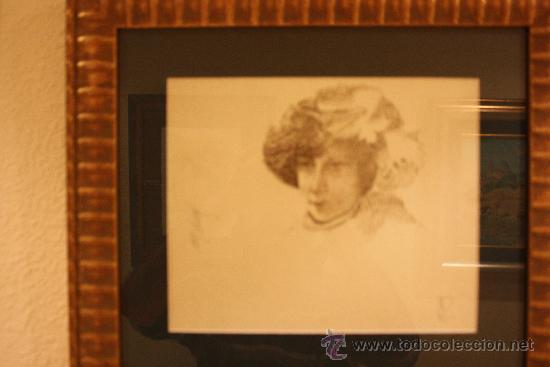 MIGUEL VICENS RIERA (Arte - Dibujos - Contemporáneos siglo XX)