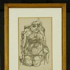 Arte: DIBUJO DE ESPINOUZE 1960. Lote 31217481