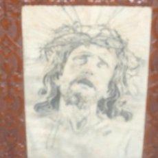 Arte: DIBUJO A LAPIZ CON MARCO. Lote 33736312