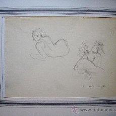 Arte: LÁPIZ/PAPEL . RAMÓN STOLZ VICIANO. Lote 33898448