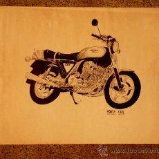 Arte: DIBUJO HONDA CBX.DAVID COLOMER.12 NOV.84. Lote 118850547