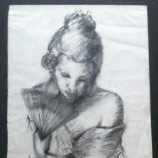 Arte: JOAQUIM BIOSCA VILA. PINTOR Y DIBUJANTE, NACIDO EN BARCELONA EN 1882, DONDE FALLECIÓ EN 1932. Lote 34578325