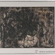 Arte: DIBUJO SOBRE PAPEL DE A. CARDONA TORRANDELL. Lote 35338888
