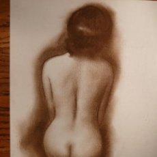 Arte: DOMINGO ALVAREZ, SANGUINA ORIGINAL. Lote 35452742
