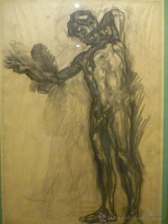 Arte: DIBUJO DE FRANCESC GIMENO ARASA (1857-1927). - Foto 2 - 36278511