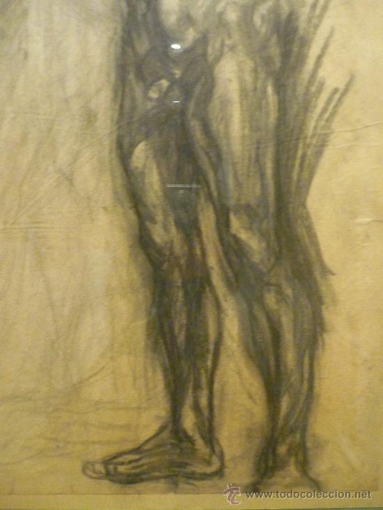 Arte: DIBUJO DE FRANCESC GIMENO ARASA (1857-1927). - Foto 4 - 36278511