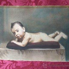 Arte: DIBUJO A PASTEL, S. XIX. Lote 36462649
