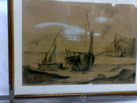 Arte: F. MORELL Y FORTUNY, 1906.- DIBUJO FIRMADO Y FECHADO. - Foto 17 - 36580483
