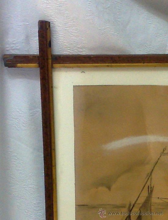 Arte: F. MORELL Y FORTUNY, 1906.- DIBUJO FIRMADO Y FECHADO. - Foto 13 - 36580483