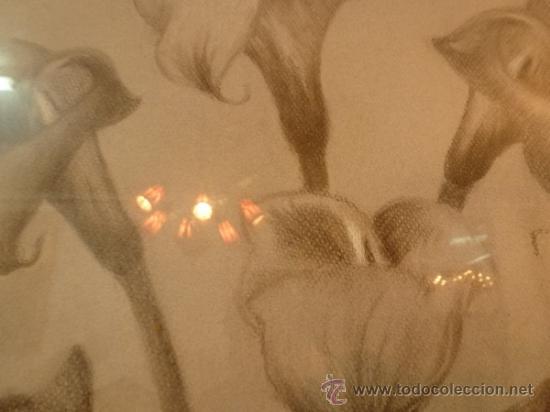 Arte: dibujo flores - Foto 2 - 37007591