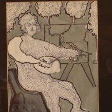 Arte: CUADRO JOAN COMELLAS I MARISTANY BARCELONA 1913 - BARCELONA 2000. Lote 37713430