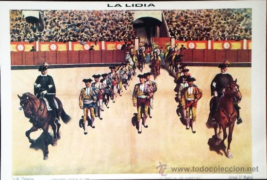 Arte: Reproducción coloreada en La Lidia. - Foto 5 - 34557276