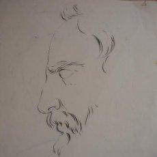 Arte: DOS ESTUDIOS CLÁSICOS A LÁPIZ.. Lote 38292884
