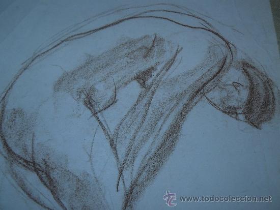 Arte: DIBUJO COLOR - DESNUDO FEMENINO(12) - Foto 2 - 39051951