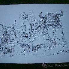 Arte: JOSÉ PUENTE. JOSÉ.CA7. Lote 39163343