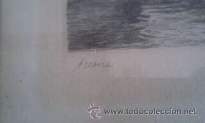 Arte: Preciosas pinturas de monumentos hechas a plumilla,con firma de la autora. Florin - Foto 4 - 39266523