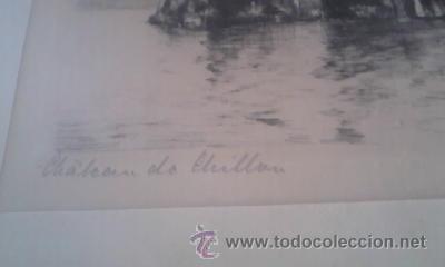 Arte: Preciosas pinturas de monumentos hechas a plumilla,con firma de la autora. Florin - Foto 3 - 39266566