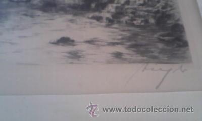 Arte: Preciosas pinturas de monumentos hechas a plumilla,con firma de la autora. Florin - Foto 5 - 39266566