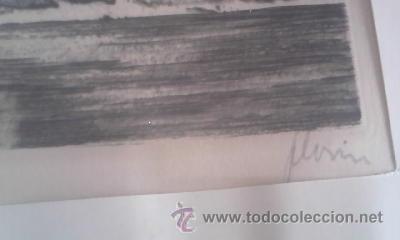 Arte: Preciosas pinturas de monumentos hechas a plumilla,con firma de la autora. Florin - Foto 11 - 39266566