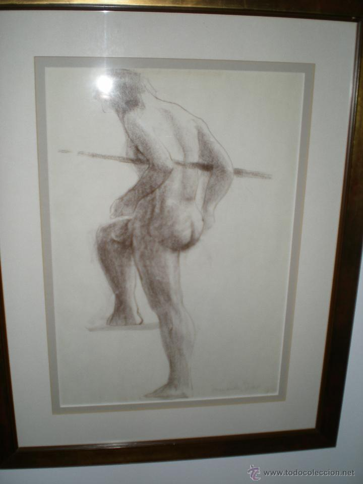 DIBUJO DE HERNANDEZ QUERO (Arte - Dibujos - Contemporáneos siglo XX)