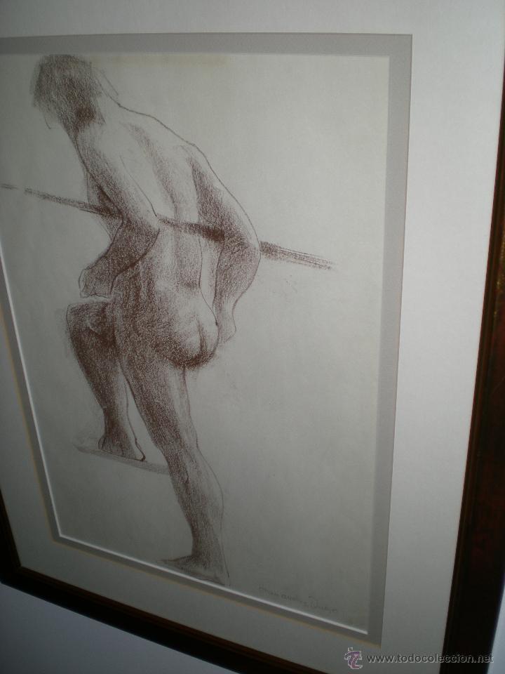 Arte: DIBUJO DE HERNANDEZ QUERO - Foto 2 - 39314515