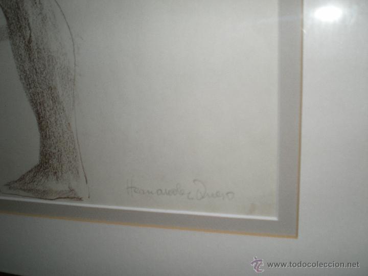 Arte: DIBUJO DE HERNANDEZ QUERO - Foto 3 - 39314515