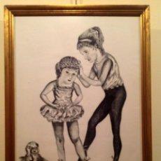 Arte: CUADRO DEL PINTOR JOSÉ ENRIQUE DE BENITO. Lote 39381056