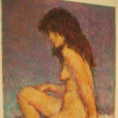 Arte: PRECIOSO DESNUDO A LA CERA DE JOAN PALET. Lote 40736732