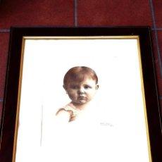 Arte: DIBUJO A LÁPIZ DE M.R.BAIGES.1950.MUY BUENA CALIDAD. Lote 41252849