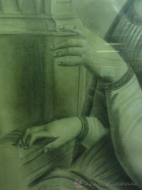Arte: SANTA CECILIA DIBUJO - Foto 3 - 41312827